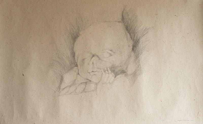 Foetus 20 weken 2 - 112 X 80