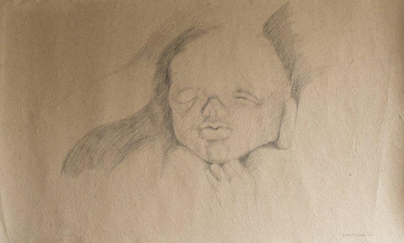Foetus 20 weken 4 - 112 X 80