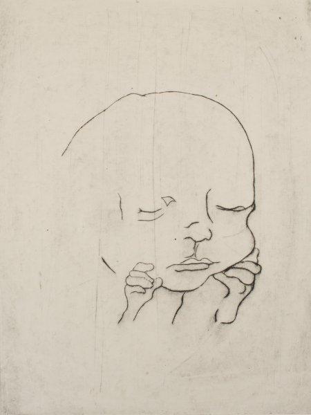Foetus 20 weken 6 - 30 X 21