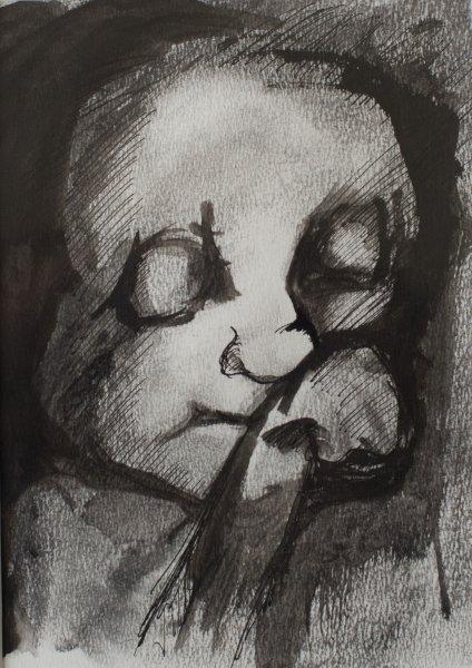 Foetus 20 weken 14 - 21 X 17
