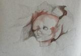 Foetus 20 weken - 112 X 80