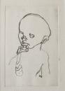 Foetus 20 weken 8 - 14 X 18