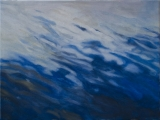 Studie van reflecties in het water 1 - 30 X 40